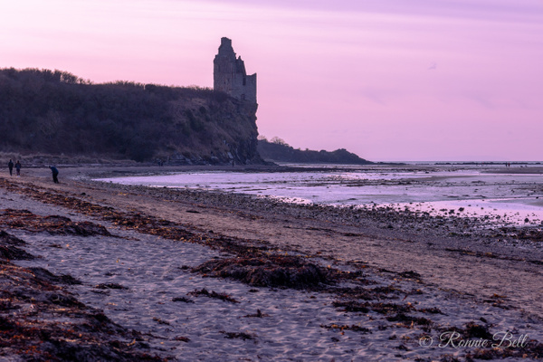Greenan Sunset-26 - Sunsets & Seascapes - Ronald Bell