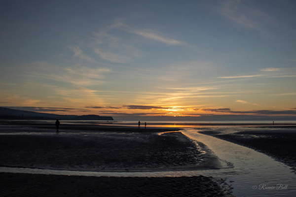 Tonight's Sunset - Sunsets & Seascapes - Ronald Bell