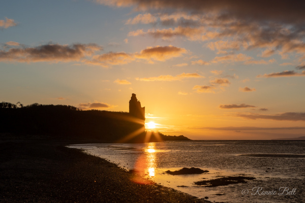 Tonight's Sunset 4th March 21-1 - Sunsets & Seascapes - Ronald Bell