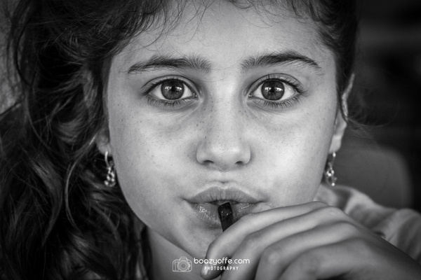 Portraits - Boaz Yoffe