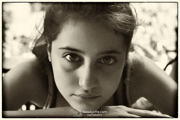 Tel Aviv Holiday-200-170803-001-Edit-2 - Portraits - Boaz Yoffe