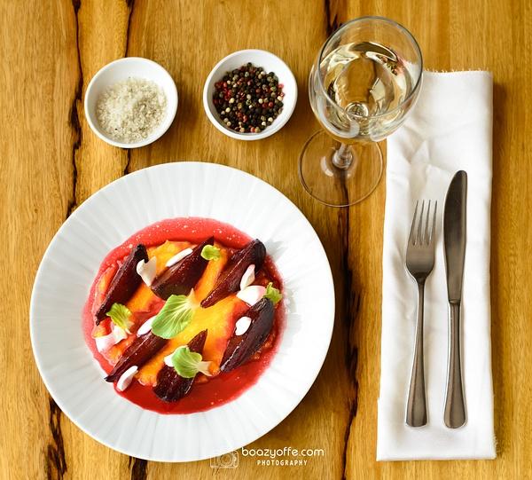 Food - Boaz Yoffe