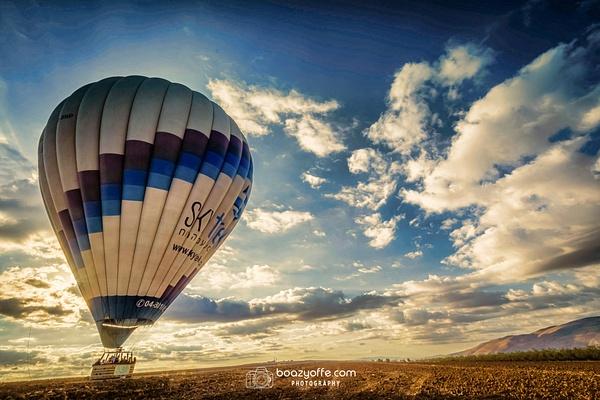 Baloon-Ramat-Zvi-160927-3031-HDR-Edit-Edit - Industrial photography