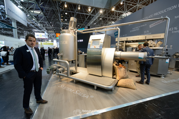 Dusseldorf Interpack Food Machinery - Product - Boaz Yoffe