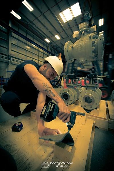 Valve Factory- Habonim.com - Product - Boaz Yoffe
