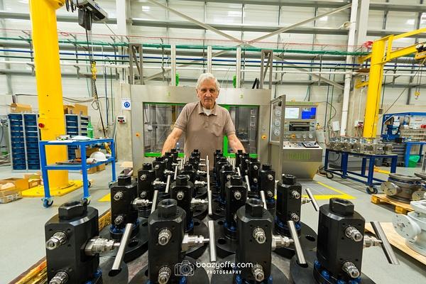 Valve Factory - Habonim.com  - Kenny W. Dear Friend - Product - Boaz Yoffe