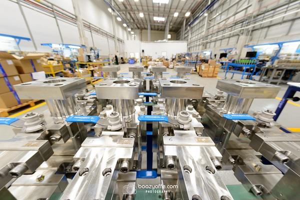 Valve Factory - Habonim.com - Product - Boaz Yoffe
