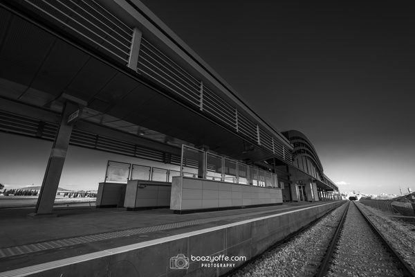 Afula Train Station-160609-078 - Architecture - Boaz Yoffe