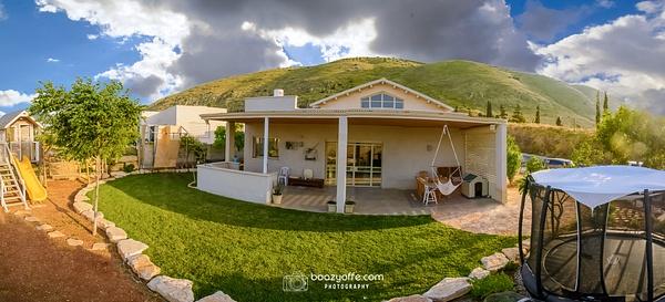 architecture shoot gilboa mountain - Architecture - Boaz Yoffe