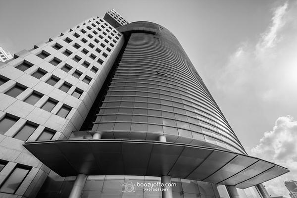 Tel Aviv shoreline hotels 2 - Architecture - Boaz Yoffe