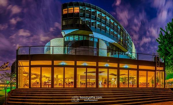 Landtag Nordrhein-Westfalen Düsseldorf DE - Architecture - Boaz Yoffe