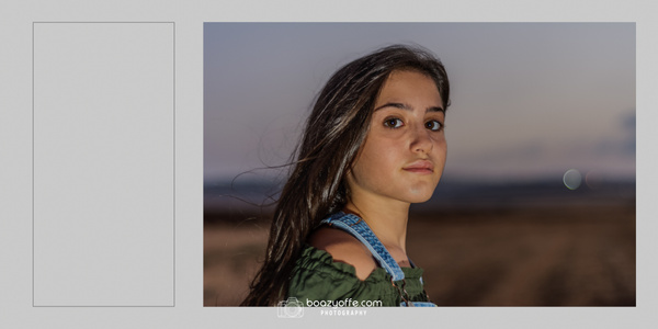 Book-Noa-27-of-28 - Portraits - Boaz Yoffe