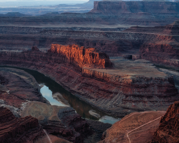 Morning Light on the Canyon