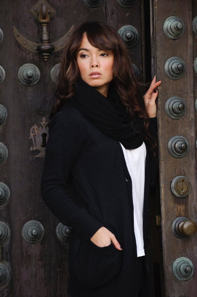 Laurence, Fall fashion - Commercial - Keith Ibsen Photography
