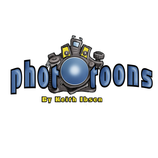 Phototoonslogo77 - Logos - Keith Ibsen Photography