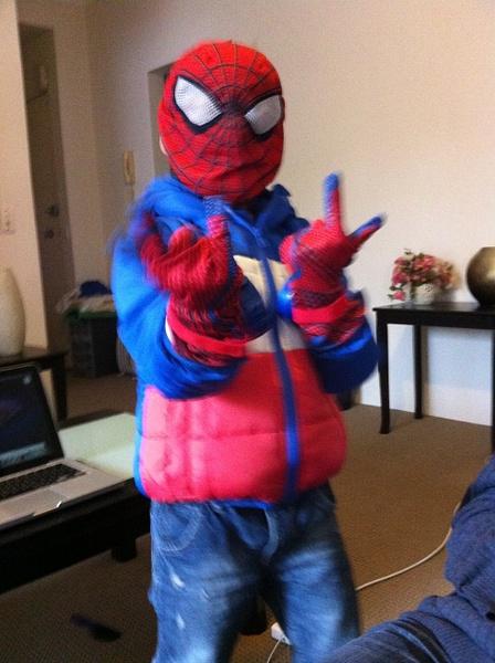 Spider-Man by MarcusJJ