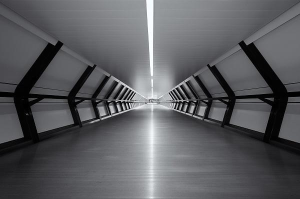 One Canada Square - Architectural photography -Delfino photography