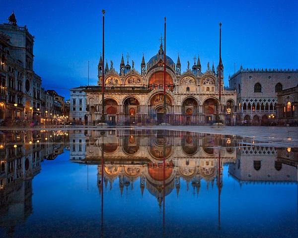 Marcus basilica venice - Urban landscapes - Delfino Photography