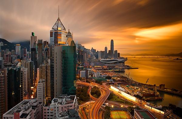 Hong Kong Island - Urban landscapes - Delfino Photography