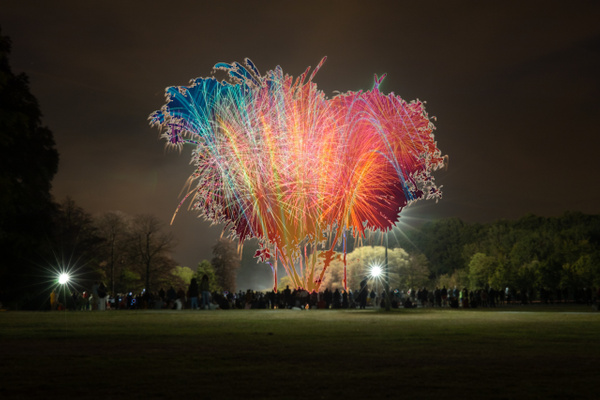 2019 - Feu d'artifice - Enghien by Dominique-Bruyneel