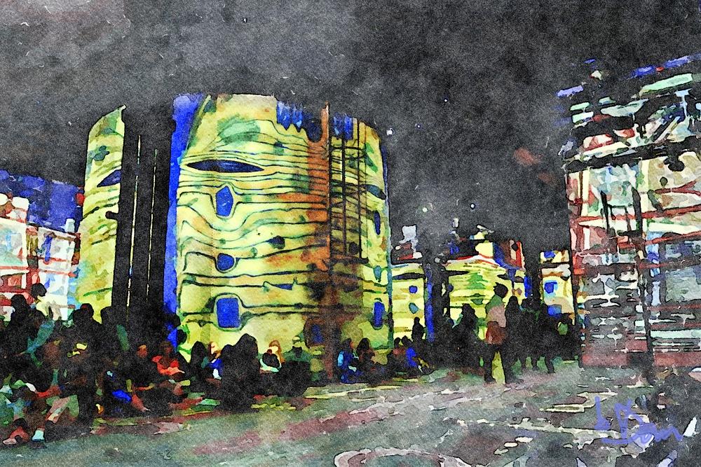 Exposition Hundertwasser