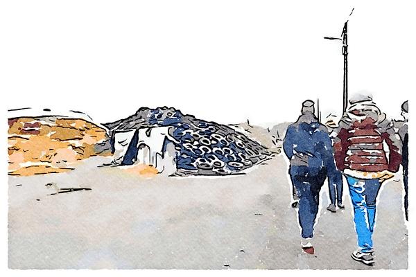 2020 - Herchies - 53ème randonnée « Points Verts »...