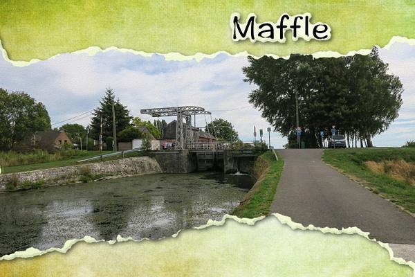 Maffle - Effet by Dominique-Bruyneel