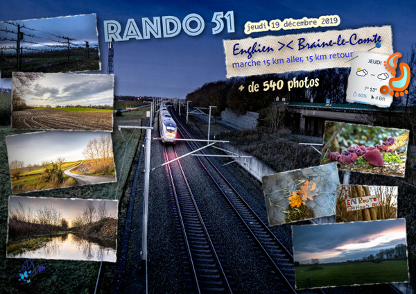 51 Rando by Dominique-Bruyneel