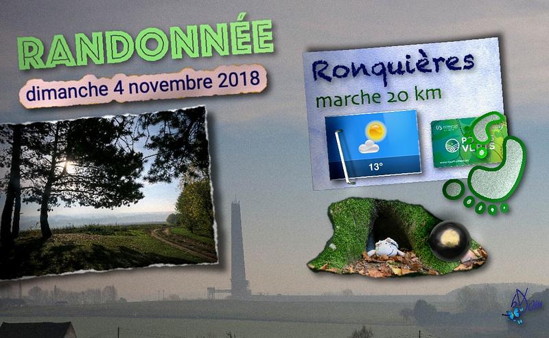 ADEPS 2018 Ronquière