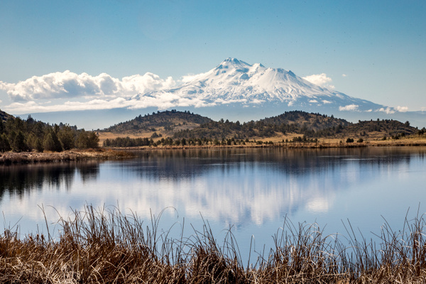 Mt. Shasta by KeeleysPhotos