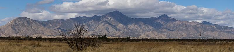 Huachucha Mountains