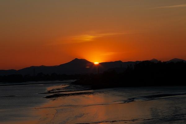 Sunset Clacks Bridge (4) - Sunsets - Heather Morrison Photography