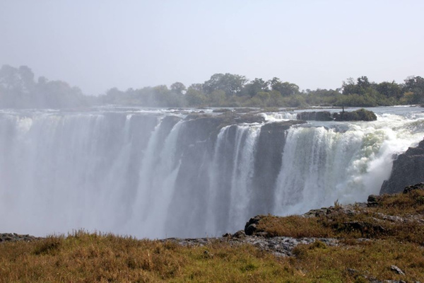 Victoria Falls by DavidParkerPhotography