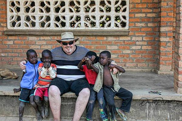 Malawi School Boys by DavidParkerPhotography