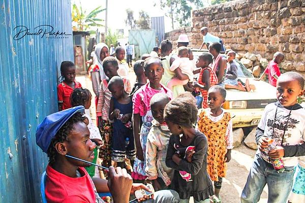 Children of the Slum by DavidParkerPhotography