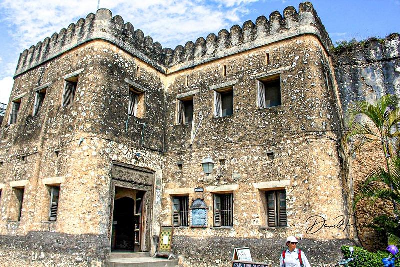 Fortress, Stone Town, Zanzibar