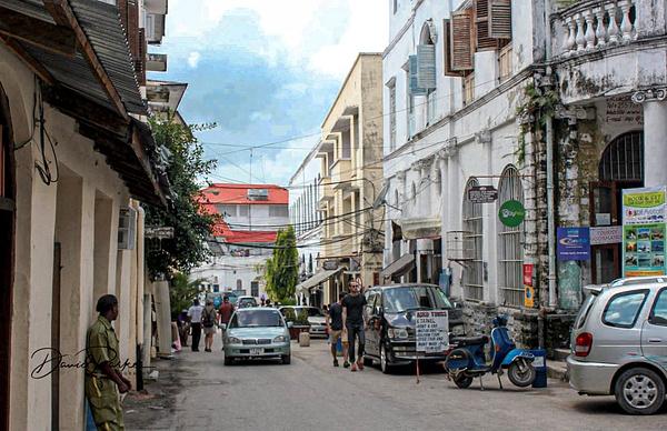 Stone Town, Zanzibar by DavidParkerPhotography