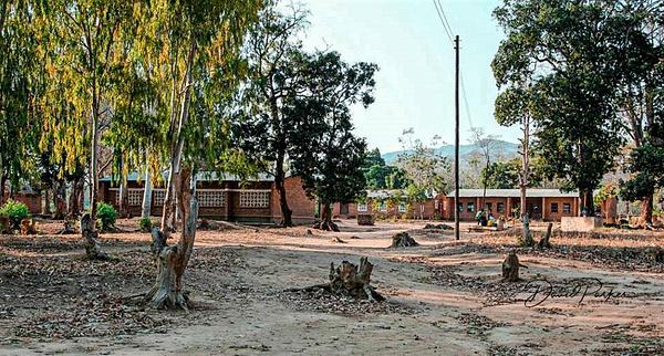 Malawi School by DavidParkerPhotography