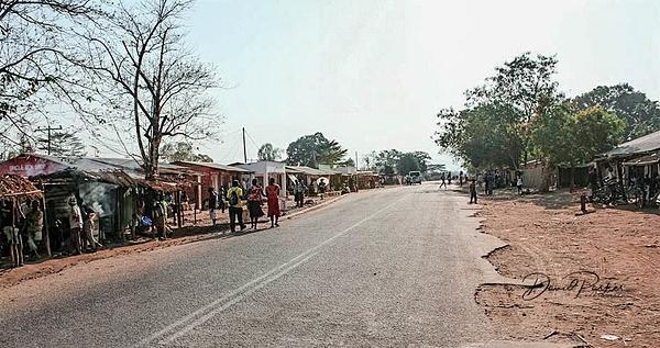 Malawi Village by DavidParkerPhotography