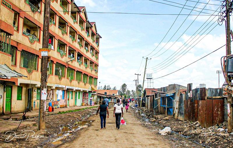 Dagoretti Slum, Nairobi, Kenya
