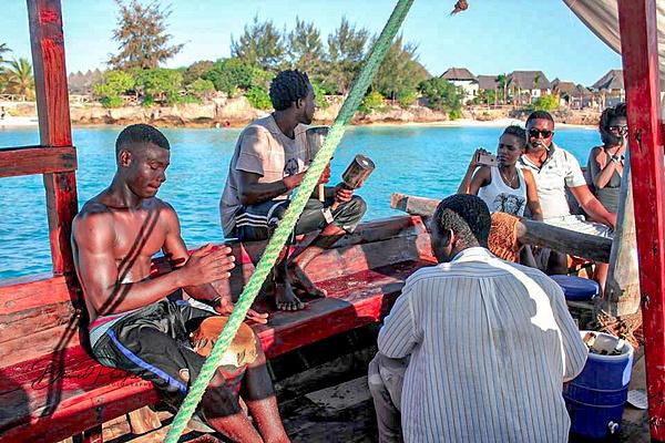 Dhow Life - Zanzibar by DavidParkerPhotography