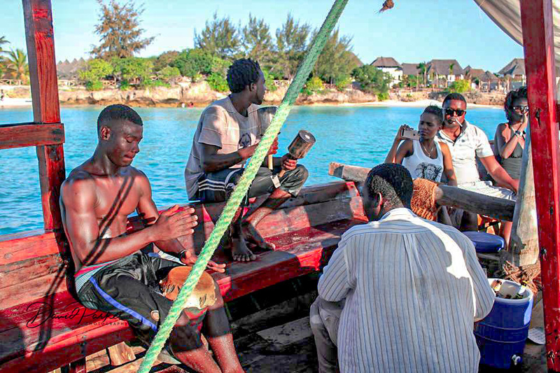 Dhow Life - Zanzibar