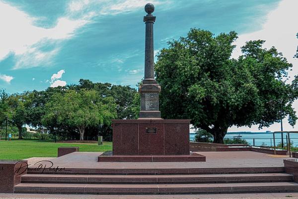 Anzac Memorial Darwin by DavidParkerPhotography