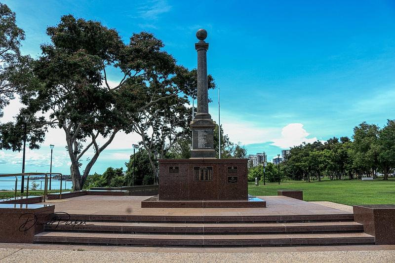 Anzac Memorial Darwin
