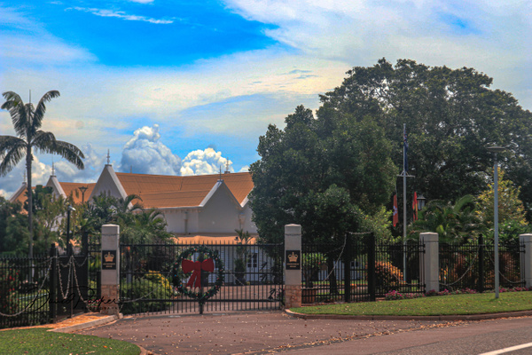 Government House - Darwin by DavidParkerPhotography