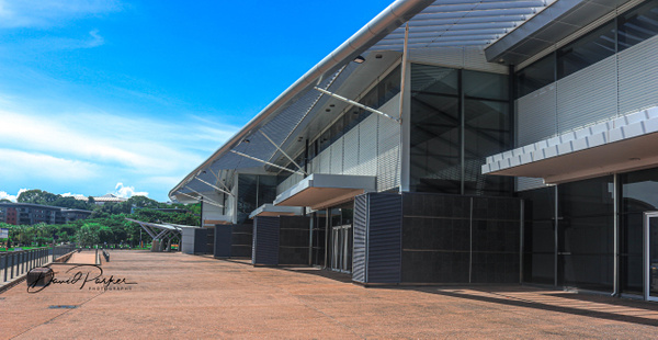 Convention Centre - Darwin by DavidParkerPhotography