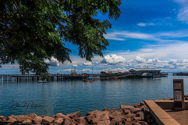 Darwin Waterfront by DavidParkerPhotography