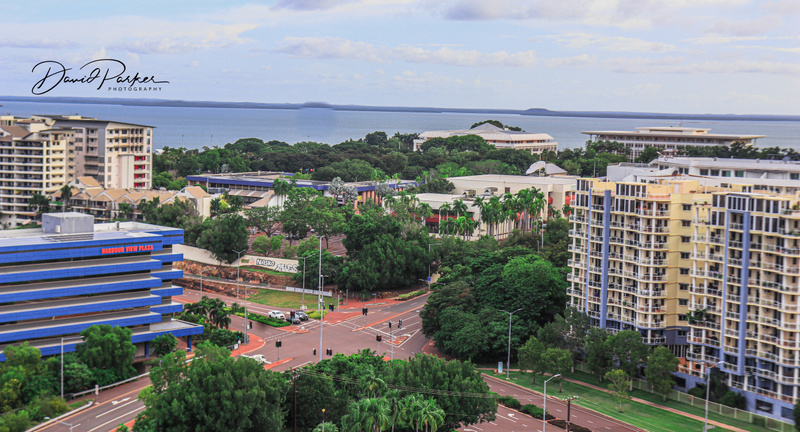 Darwin and Harbour