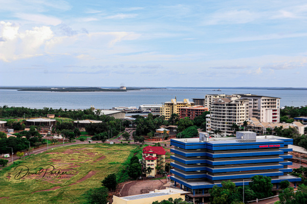 Darwin, and Harbour by DavidParkerPhotography