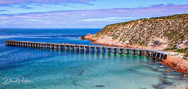 Stenhouse Bay Yorke Peninsula by DavidParkerPhotography